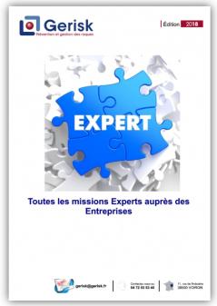 Ebook Catalogue des missions Experts pour les Entreprises