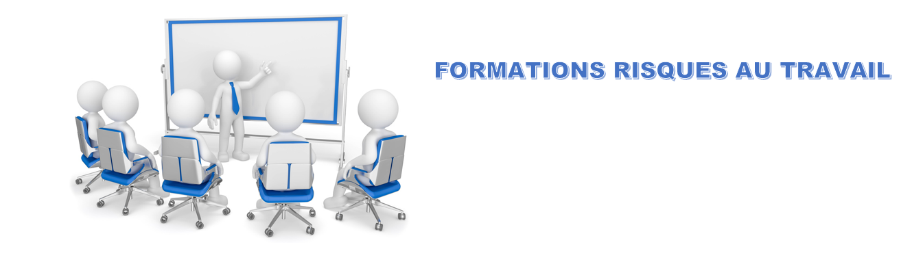 Formations risques au travail