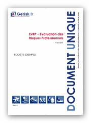 Document unique exemple