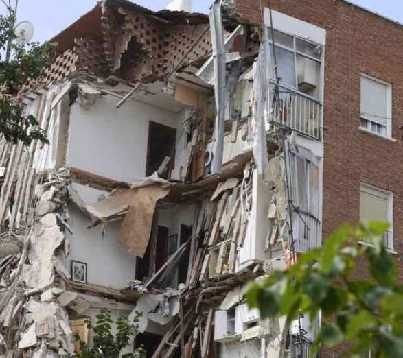 Vos bâtiments sont-ils couverts en cas d'effondrement ?