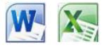 Word et Excel