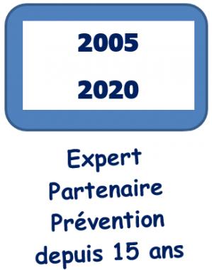 Expert partenaire prevention depuis 15 ans 1