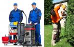 Nettoyage et paysagiste